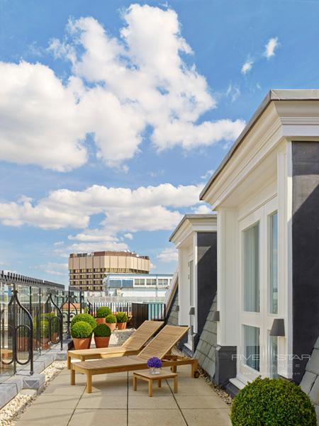 The London EDITION Penthouse Terrace