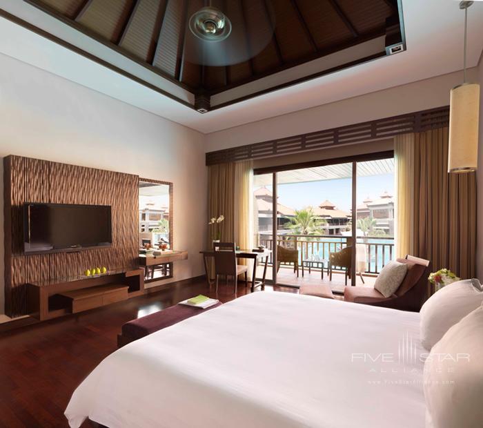 Anantara Dubai-Premier Room Lagoon View