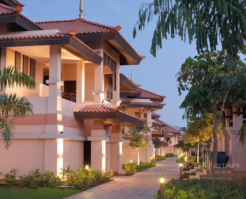 Anantara Dubai-Villa Walkways