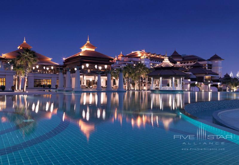 Anantara Dubai-Main Pool