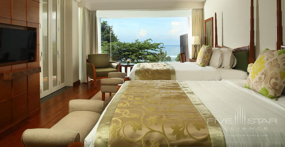 Ocean Pool Suite with Double Beds at Samabe Bali Resort and Spa
