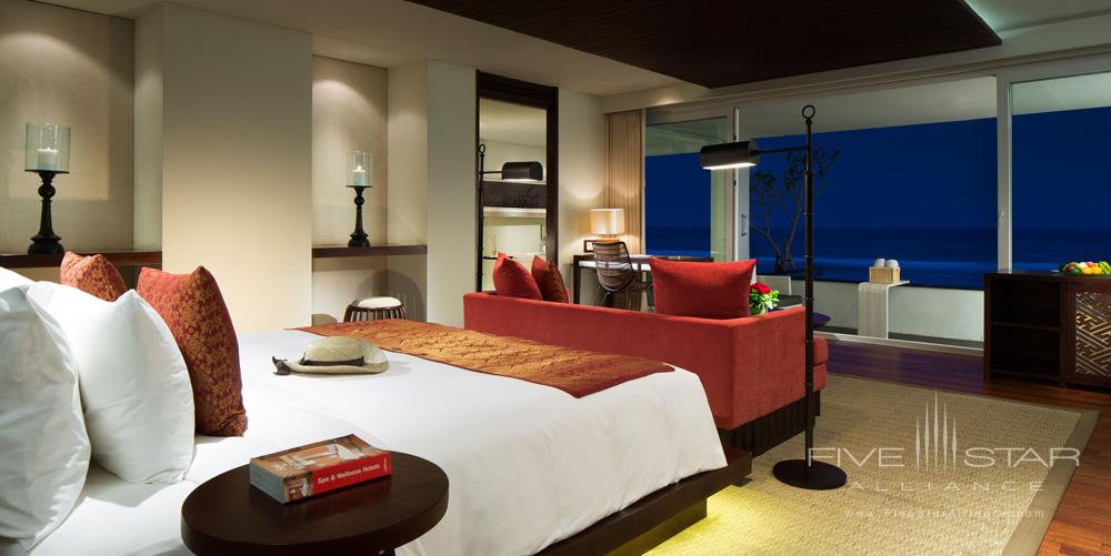 Ocean Front Suite at Samabe Bali Resort and Spa
