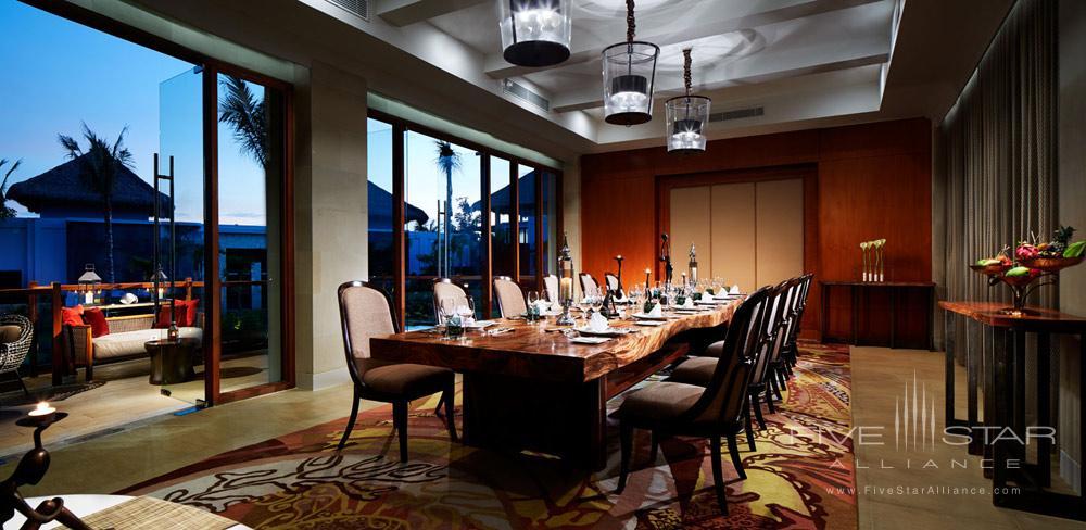 Meeting Venue at Samabe Bali Resort and Spa