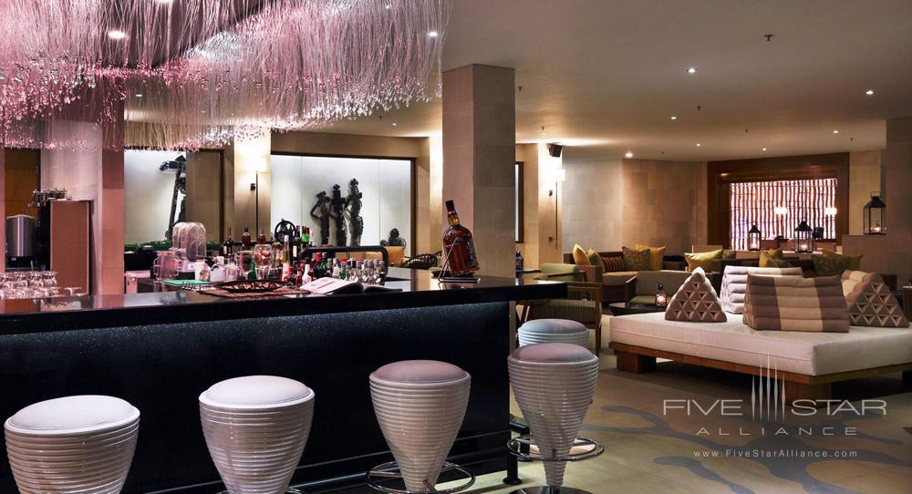 Te Ja Co Lounge and Bar at Samabe Bali Resort and Spa