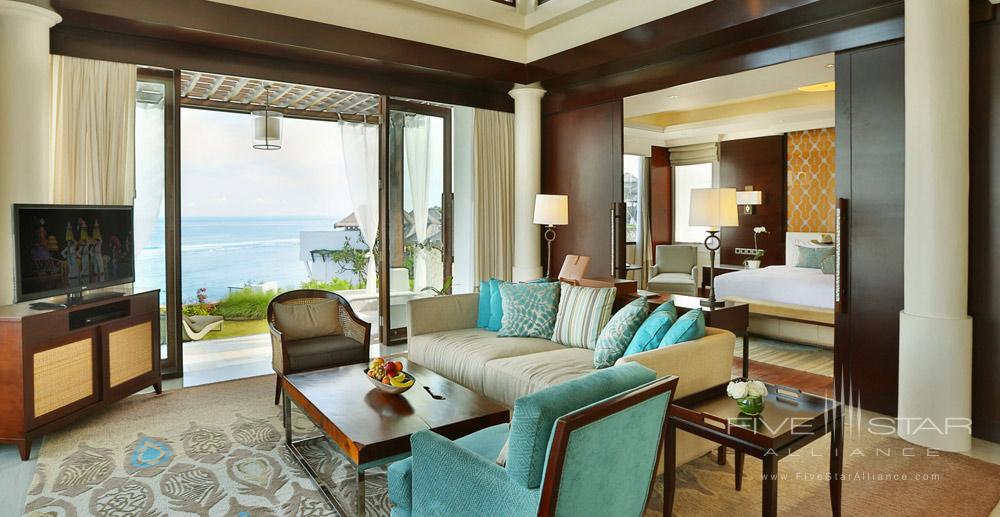 Two Bedroom Ocean Pool Villa at Samabe Bali Resort and Spa