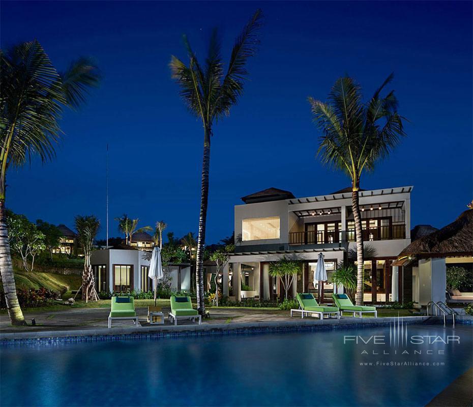 Royal Samabe Residence Exterior at Samabe Bali Resort and Spa