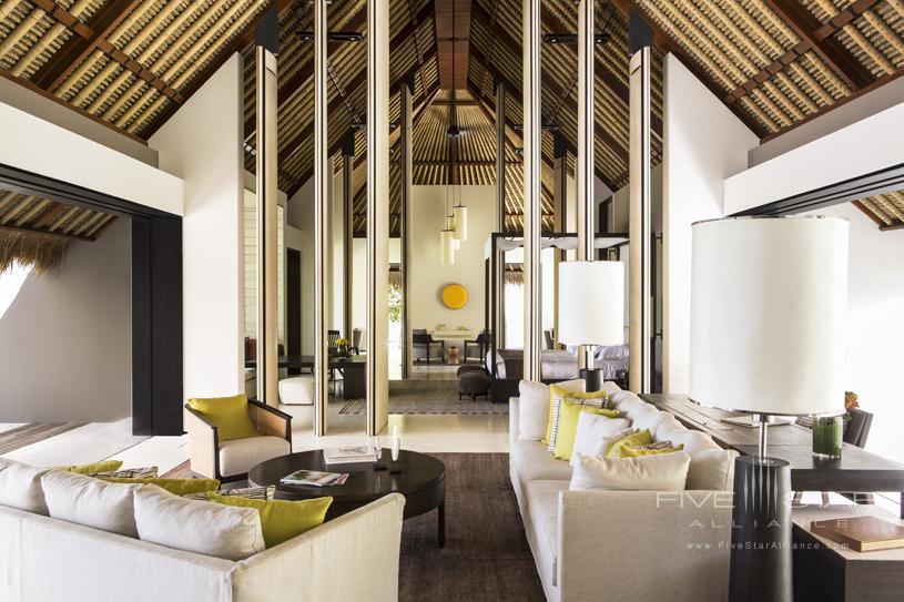 Cheval Blanc Randheli Living Room