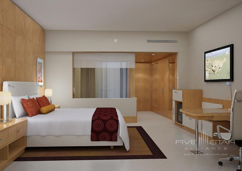 InterContinental Lagos Guest Room