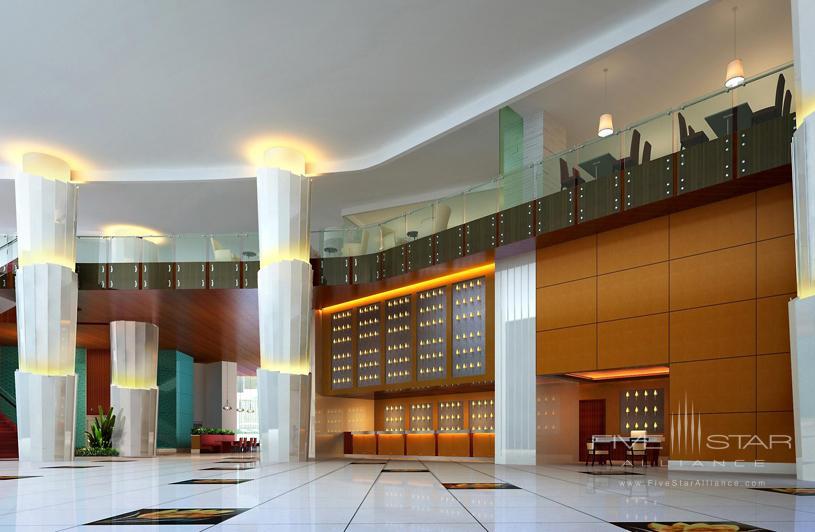 InterContinental Lagos Lobby