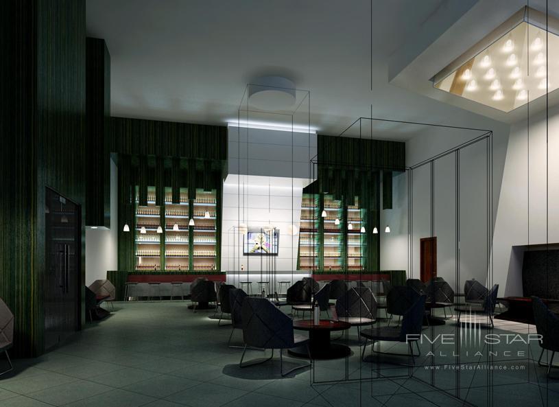 InterContinental Lagos Bar Lounge