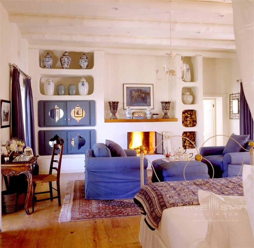 Kurland Hotel Interior of an Elegant Suite