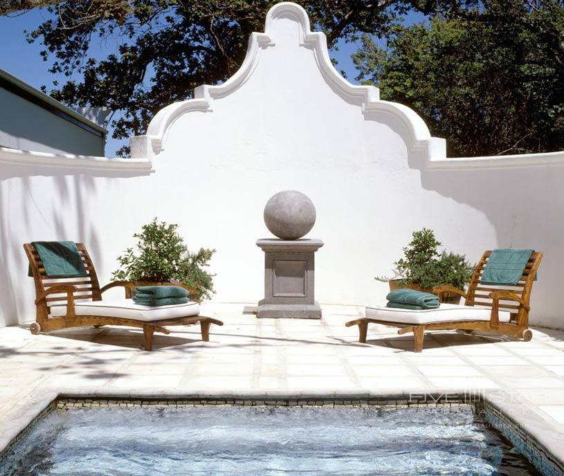 Kurland Hotel Spa Plunge Pool
