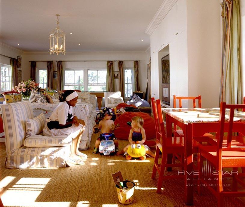 Kurland Hotel Playroom