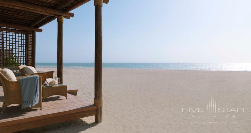 Anantara Al Yamm Villa Resort Terrace