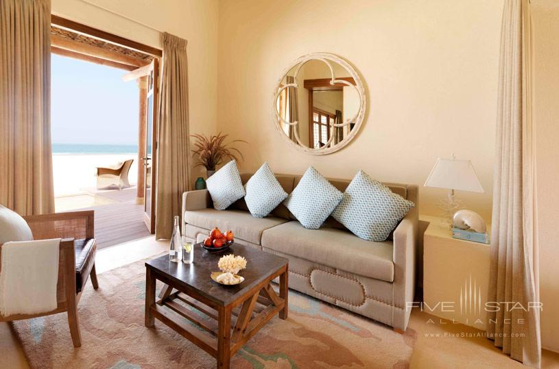 One Bedroom Pool Villa at Anantara Al Yamm Villa Resort