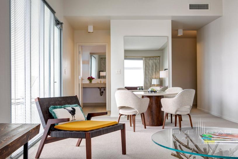 Suite at 21c Museum Hotel Bentonville