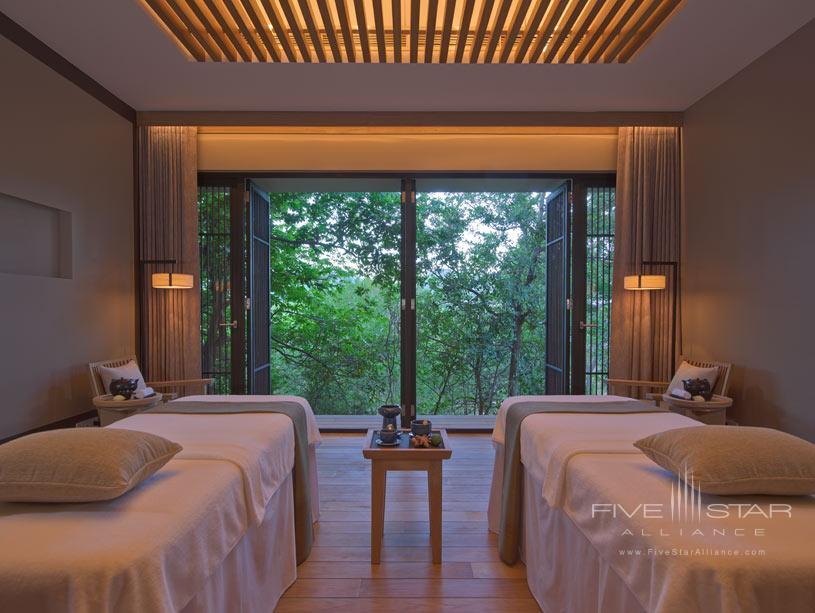 Spa Treatment Room at Amanoi Hotel