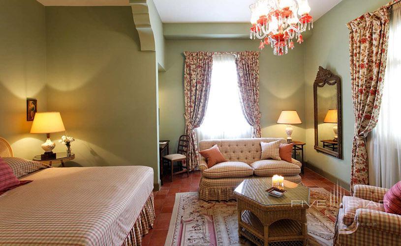 Junior Suite at The Hotel Albergo