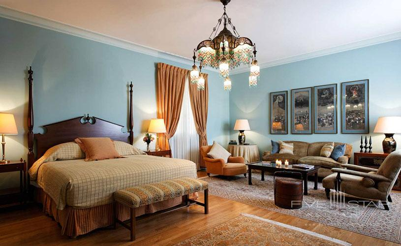 Business Suite at The Hotel Albergo