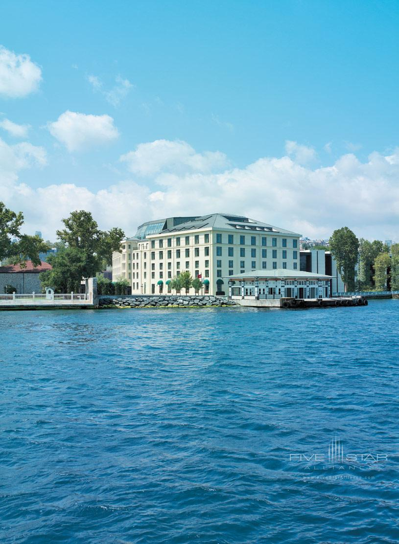 Exterior of Shangri La Bosphorus