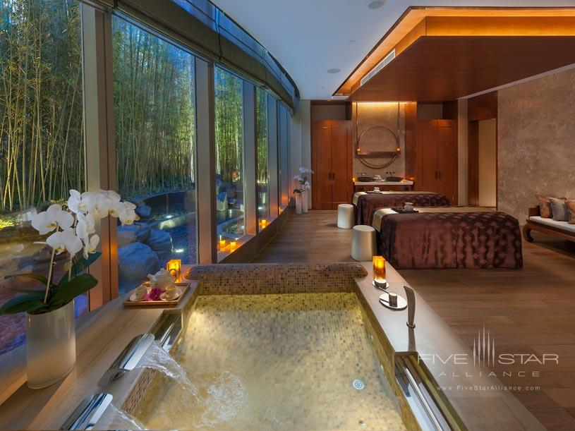 Luxury Spa at The Shanghai Pudong