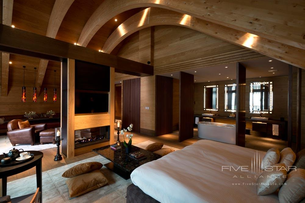 Gemstock Suite at Chedi Andermatt