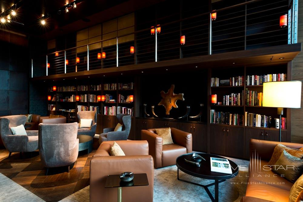 The Cigar Lounge at Chedi Andermatt