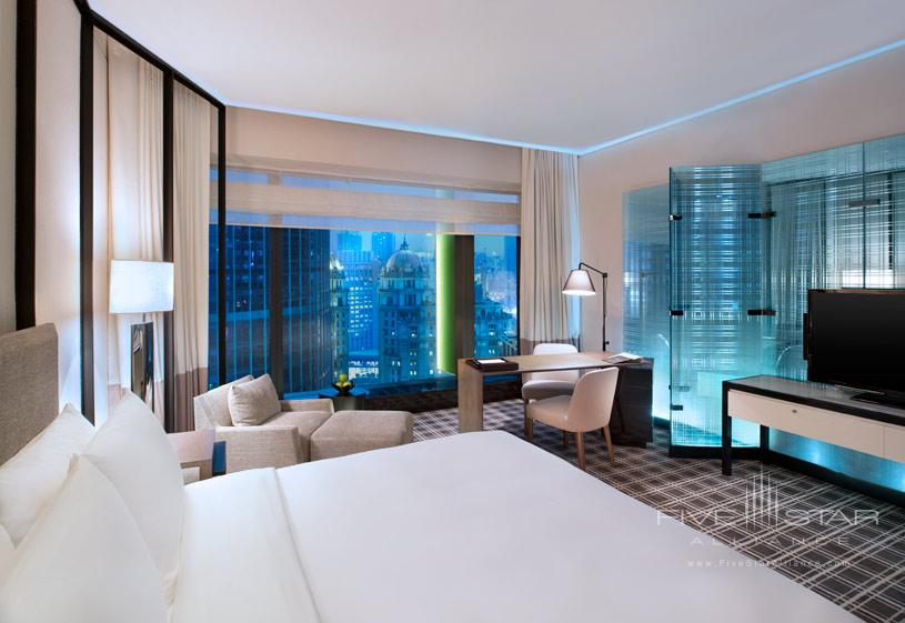 King Room at W Guangzhou Hotel