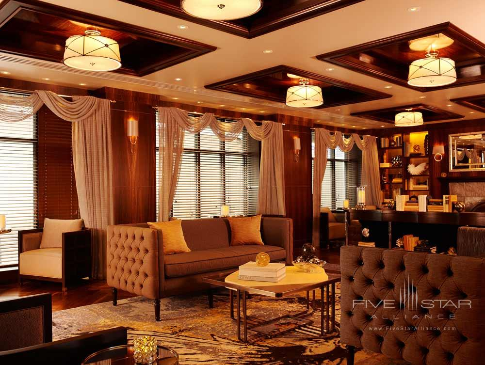 Lobby at Westhouse Hotel New York