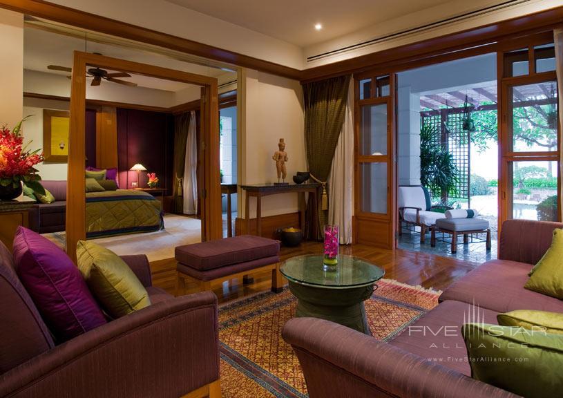 Golden Bo Suite at The Chiva Som Resort
