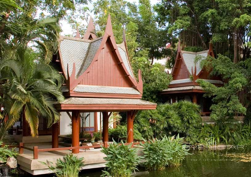 Spa Villa at The Chiva Som Resort