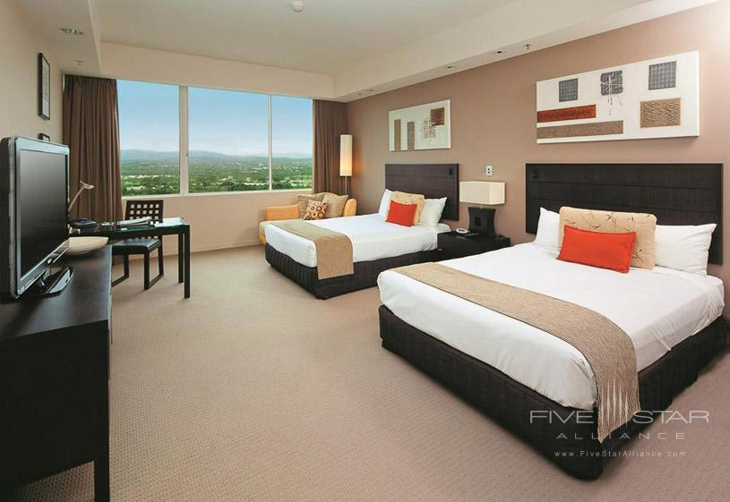 Royal Pines Resort Double Guest Room