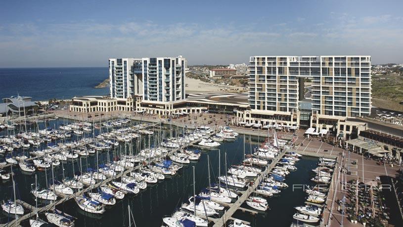 Marina of Ritz Carlton Herzliya