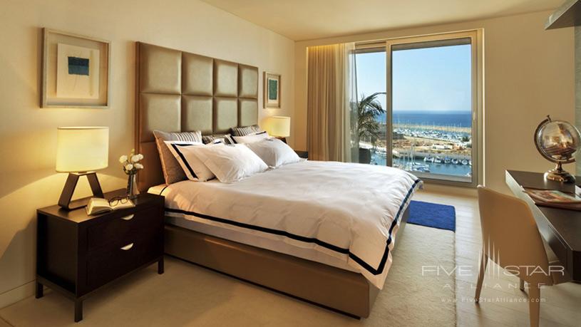 Deluxe Guest Room at The Ritz Carlton Herzliya
