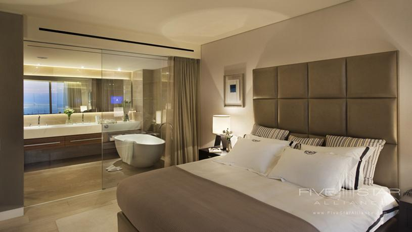 King Room at The Ritz Carlton Herzliya