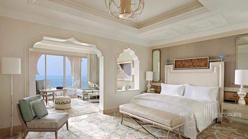 Junior Suite at The Waldorf Astoria Hotel
