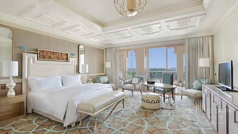 Deluxe Room at The Waldorf Astoria