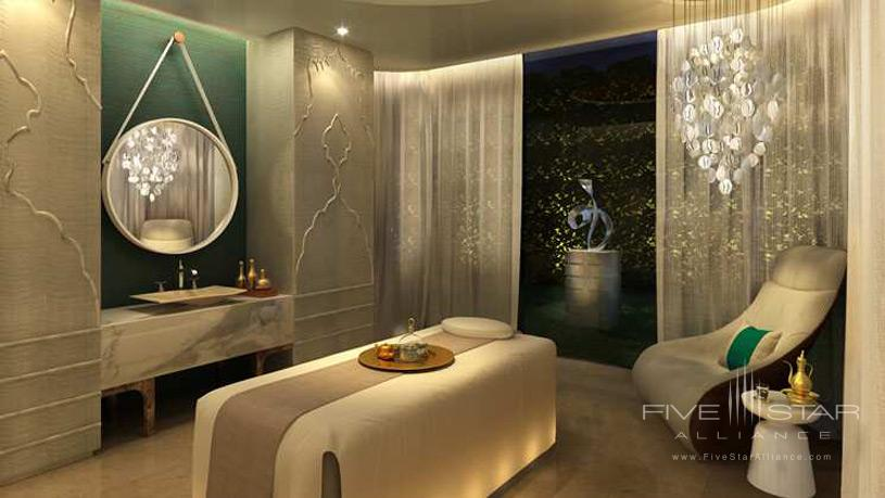 Treatment Room at The Waldorf Astoria Hotel