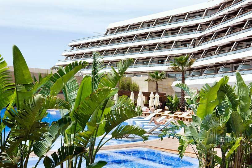 Ibiza Gran Hotel Exterior