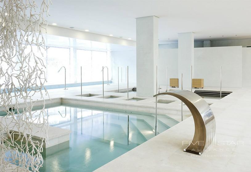 Spa Area at The Ibiza Gran Hotel