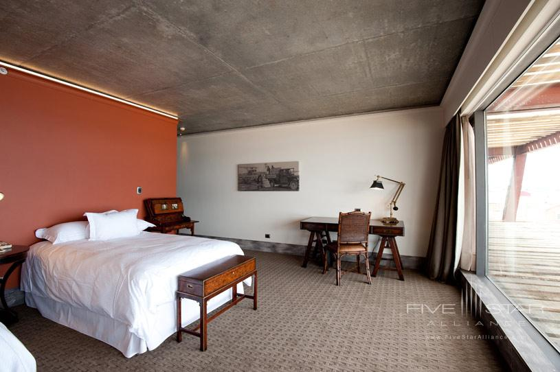 Guest Room at The Singular Patagonia