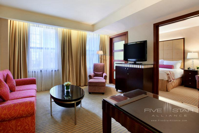 Suite at The Millennium Chicago Knickerbocker Hotel