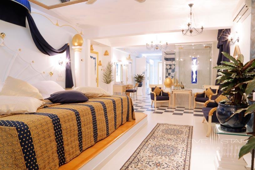 Surrealist Suite at Hotel Vistabella