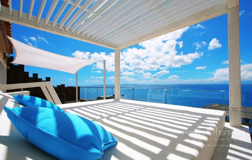Penthouse Suite Terrace at Hotel Vistabella