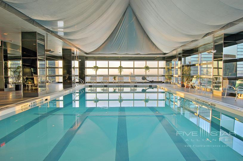One UN New York Rooftop Pool
