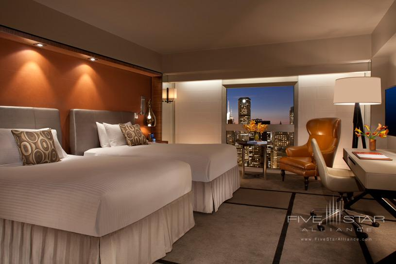 One UN New York Hotel Deluxe Double Room