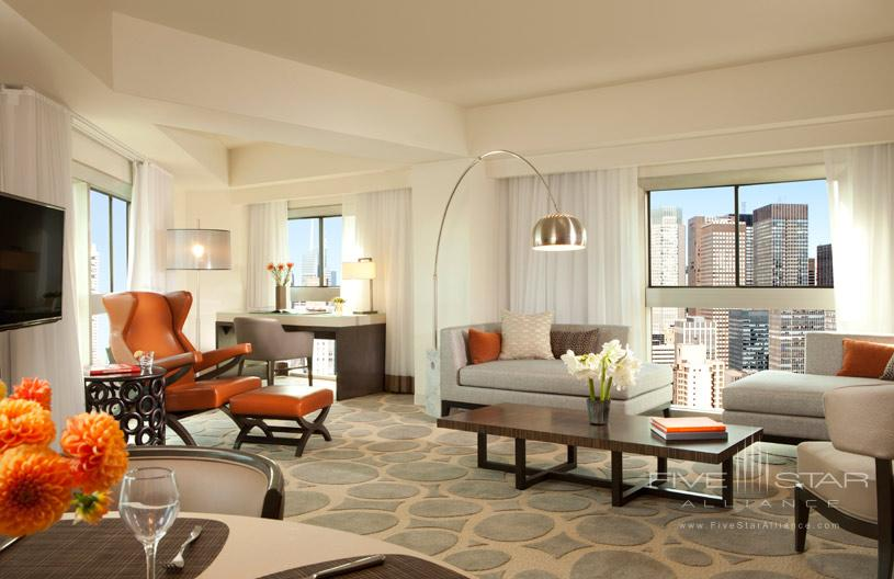 One UN New York Hotel Two Bed Suite