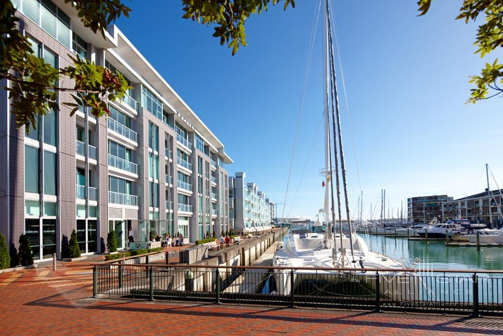 Sofitel Auckland Viaduct Harbour, New Zealand
