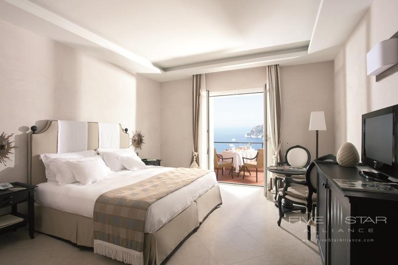 Prestige Room at The Punta Tragara Hotel