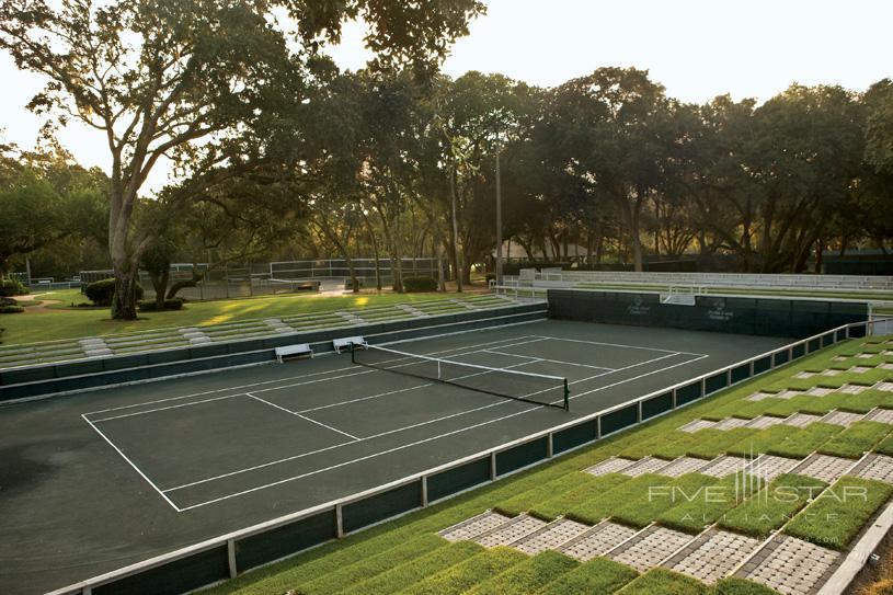 Tennis Center at The Omni Amelia Island Resort
